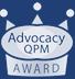 Advocacy QPM Award