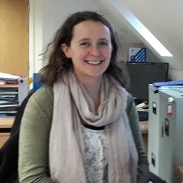 Photo of Clare Tarling, Business Development Manager